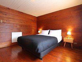 Bosque Nativo Hostel en la Isla misteriosa de Chiloe