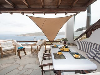 Sea Breeze Balcony of Mykonos