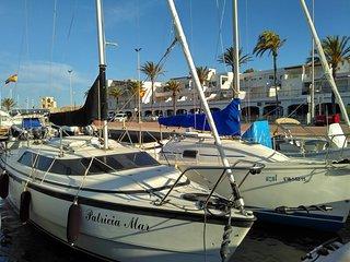 Alquile un Velero con amarre en Formentera !