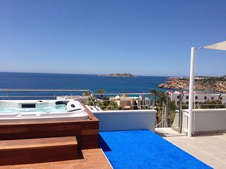 Duplex ibiza 6 peoples see view.