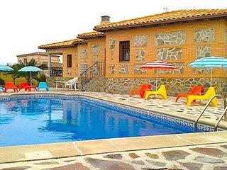 La Villa de Cobisa (a solo 5 km de Toledo)