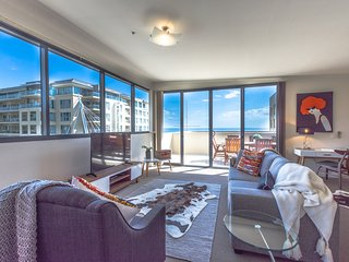 Stunning Seaview Penthouse