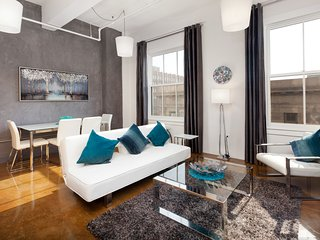 Contemporary Furnished Condo at Mint Plaza