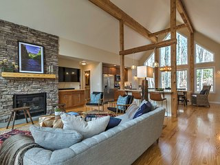 NEW! Wintergreen Home Mins from Area Attractions!