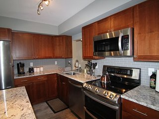 Townhouse - gourmet kitchen, all you need is there