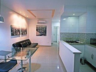 Modern apartment for rental in Rio de Janeiro D040