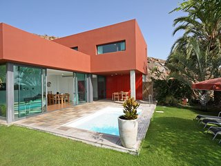 Villa with private pool Salobre Villas VIII