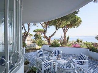 Villa Livia, il panorama piu bello dell'isola!