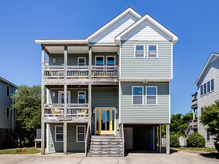 A DeWar's Dream: 6 BR / 5 BA six bedroom house in Corolla, Sleeps 16
