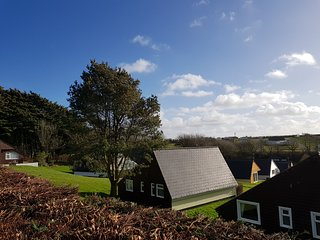 Holiday lodge in Kilkhampton near Bude