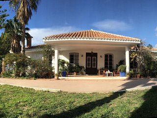 4 bedroom Villa in Alhaurín el Grande, Andalusia, Spain : ref 5582325