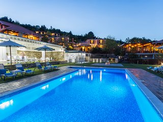 Family Residence with Panoramic View in Taygetus Mountain
