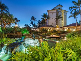 Celebrity Ko Olina Beach Villa with PRIVACY! Ground Floor Garden Oasis!