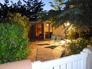 Maison Jardin WIFI- 100m Plage Sauvage  - 20 min Perpignan