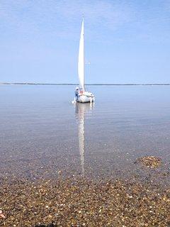 Sailing to Billingsgate Shoals