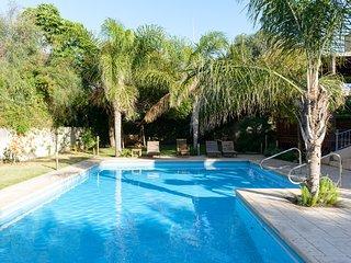 Caesarea Seaside Mansion with Pool