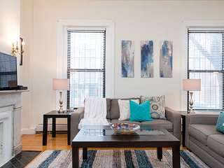 Chic South End, Back Bay, Downtown Boston Apartment