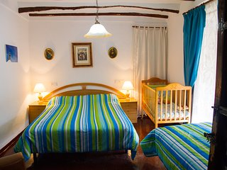 Casa Barco - Vivienda Rural en Encinas Reales