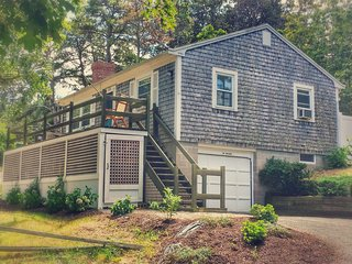 #301: Your dream location - Walk to historical downtown Wellfleet.