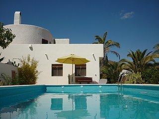 Casa con piscina en Las Negras