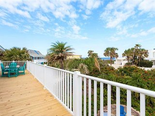 Summer Wind, 4 Bedrooms, Ocean View, Private Heated Pool, Sleeps 8 - House