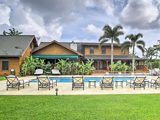 NEW! 4BR Redlands Home w/Pool & Lagoon on 20 Acres