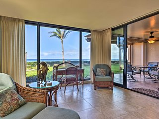 NEW!1BR Lahaina Condo w/ Ocean Views & Pool Access
