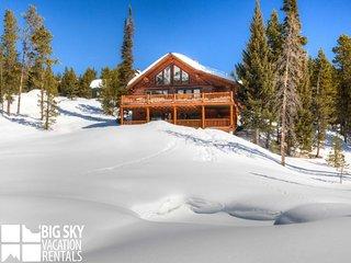 Cardinal Sanctuary | Big Sky Montana Resort Rental