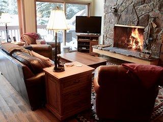 Spacious Ski-In Condo - Hdtv,Wifi,Hot Tub, Grand Teton, Yellowstone
