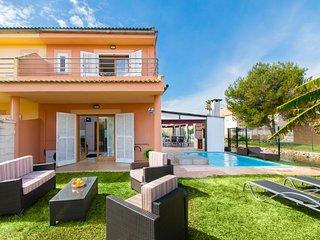 Blau:) Villa para 8 personas en Puerto de Alcudia