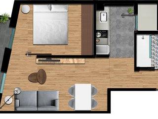 Olala Design Apartments 2.1| 10m Pl.Espana