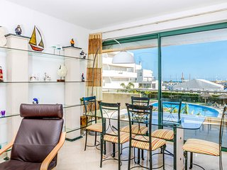 Marina Vilamoura,1 Bedroom, Overlooking Pool, Aquamar Apartment 106