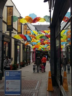The nearby city of Kilkenny has a rich arts and craft community to experience.
