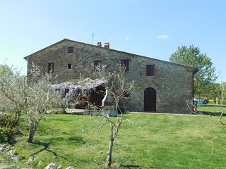 Maremma 3 apartment in Tuscany with big garden and small pool