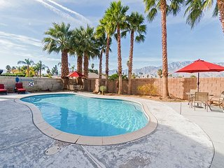 Quiet 3BR – Backyard Oasis w/ Private Pool, Grill, Fire Pit, & Mountain View