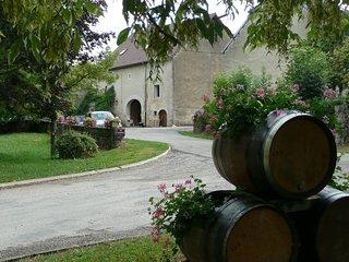 Maison Les Filles Tresy: Chambre de la Tante Camille cottage/gîte/vakantiehuisje