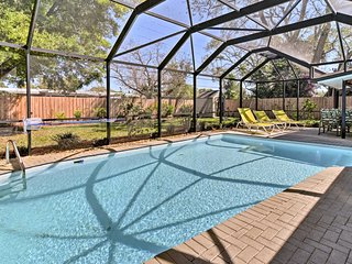 NEW! Seminole Home w/ Pool - Near Madeira Beach!
