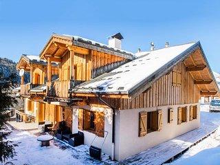 White Stripe Mountain Lodge Chalet Porte du Paradis