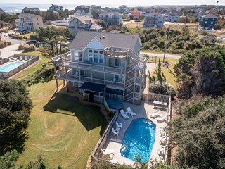 Pelican Pointe: 7 BR / 6 BA seven bedroom house in Corolla, Sleeps 18