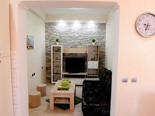 Two bedroom apartment Sukošan, Zadar (A-5897-b)