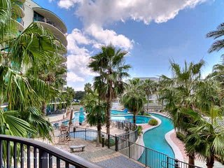 New Owners - New Appliances - Stunning 2 bedroom condo overlooking pool