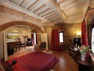 Frantoio suite e family room Agriturismo Podere Picciolo