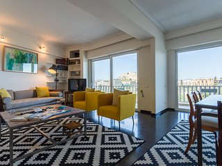 Incredible Acropolis view Apartment