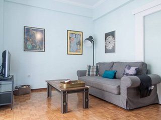 Fully Renovated 1 bedroom Apt next to Acropolis