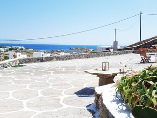2 bdrm Sea View Residence Paraga and Scorpios ( Mykonos )