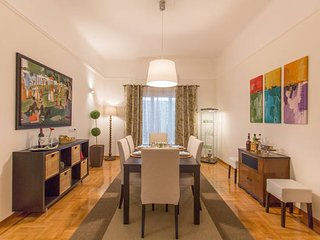 Luxury 3Bdr Apt - Center of Athens