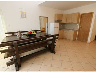 Apartment Bee 10 for 2 persons in center of  Novalja