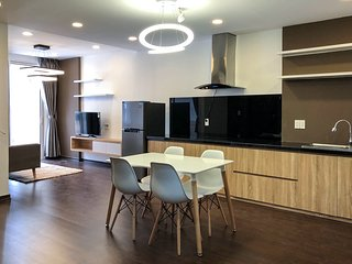 Brand new, fully furnished appartment near Tan Son Nhat airport HCMC