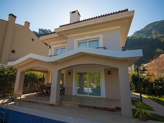 BEAUTIFUL VILLA WITH PRIVATE POOL IN ICMELER