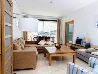Marina Vilamoura Balcony View, 1 Bedroom, Aquamar Apartment 418
